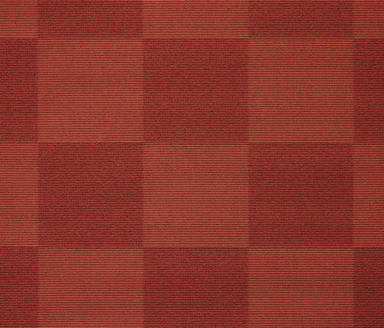 Sqr Nuance Square Terracotta by Carpet Concept | Wall-to-wall carpets