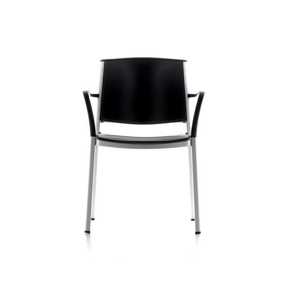 E-motive stackable chair by AKABA | Multipurpose chairs