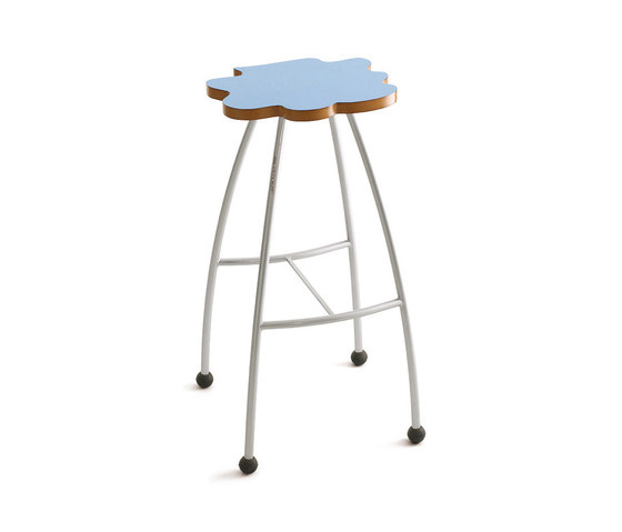 Agatha by Amat-3 | Counter stools
