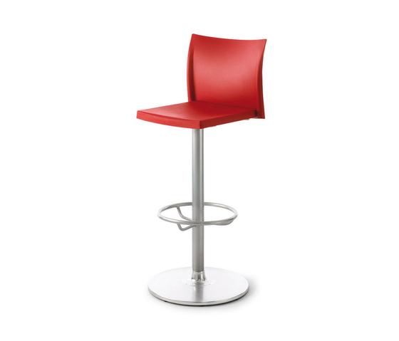 Bikini Swivel Barstool by Amat-3 | Bar stools