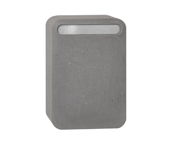 Concrete letterbox de Serafini | Buzones