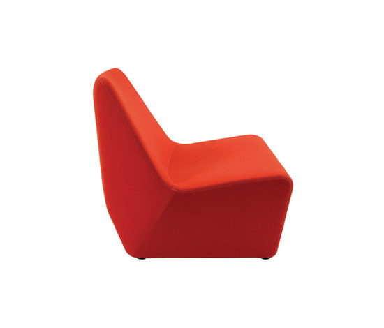 Soft Low Chair by KFF | Lounge chairs