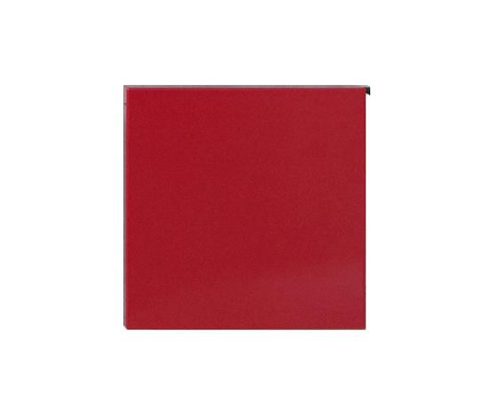 Square letterbox de Serafini | Boîtes aux lettres