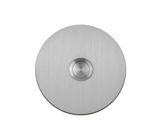 Doorbell panel | stainless steel by Serafini | Door buzzers
