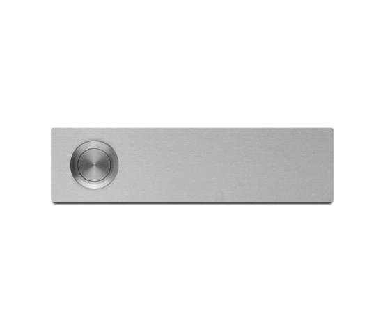 Doorbell panel | stainless steel di Serafini | Campanelli
