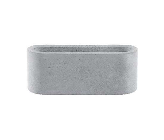 Light, concrete stone grey by Serafini | General lighting
