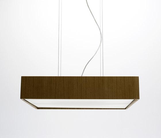 Quadrat 60x60 de B.LUX | Lámparas de suspensión