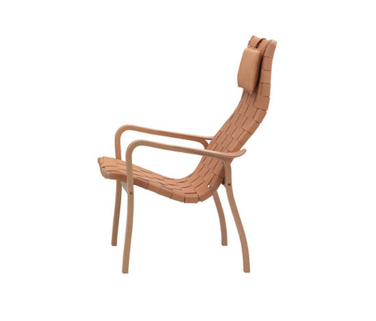 Primo easy chair high back by Swedese | Lounge chairs