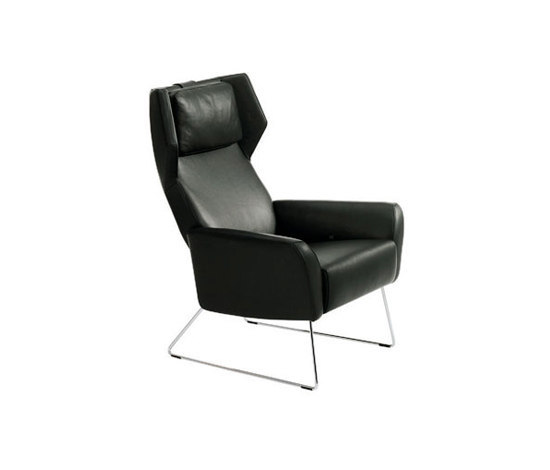 Select armchair by Swedese | Recliners