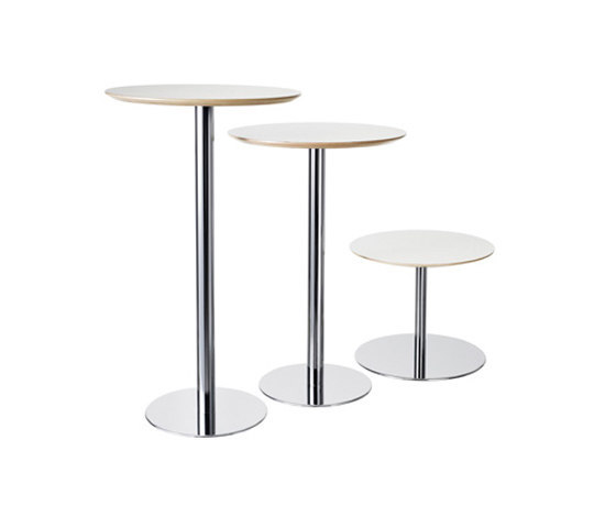 Open bar table by Swedese | Bar tables
