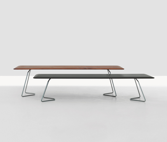 Soda Couch by Zeitraum | Lounge tables