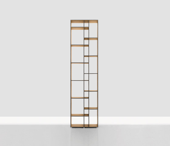 Code 1 by Zeitraum | Shelving systems