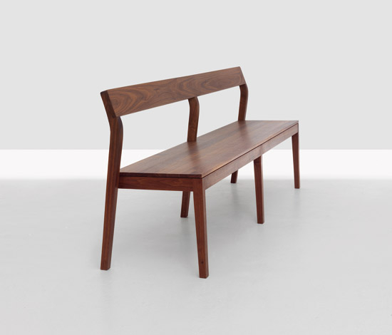 Sit Bench by Zeitraum | Waiting area benches