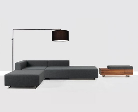 Side Comfort Home by Zeitraum | Modular seating systems