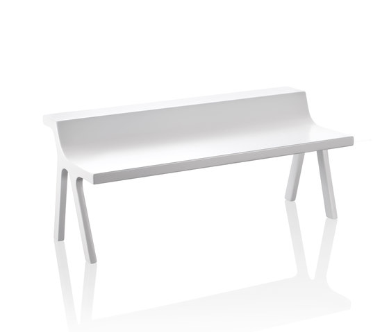 Step Bench by GAEAforms | Garden benches