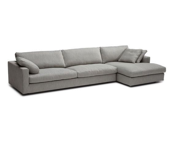 Fabio sofa/chaise longue by Linteloo | Modular sofa systems