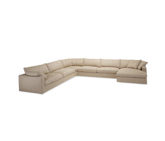 Fabio corner sofa* di Linteloo | Divani