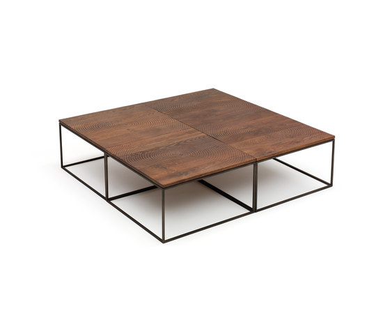 Log coffee table by Linteloo | Side tables