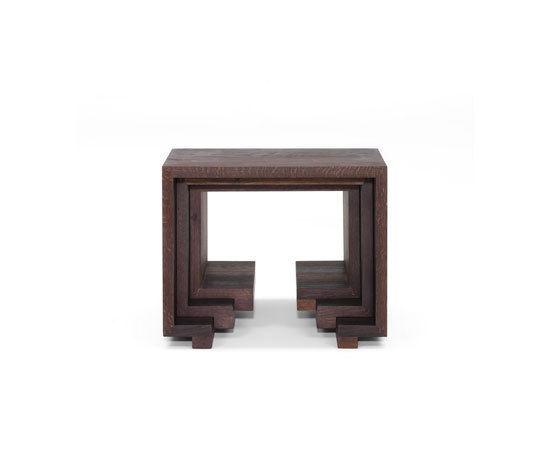 Upsido nesting table* by Linteloo | Side tables
