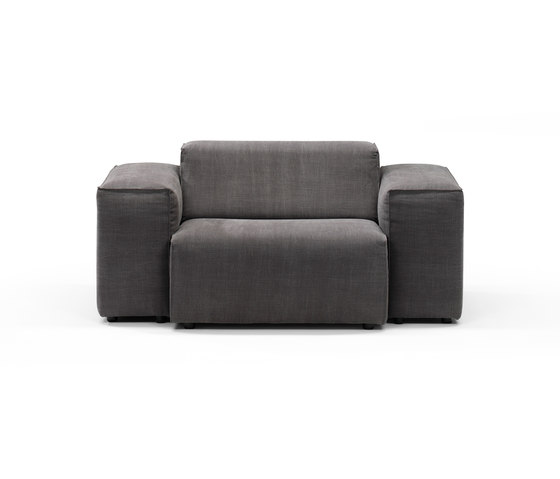Matu armchair di Linteloo | Poltrone lounge