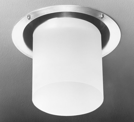 Messina 150 EG Recessed ceiling luminaire by Hess | General lighting