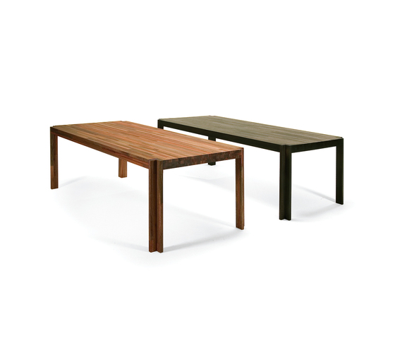 Ulukaju dining table* de Linteloo | Tables de repas