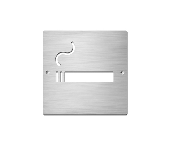 Smoking by Serafini | Room signs
