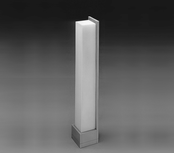 Cassino Illuminating bollard by Hess | Path lights