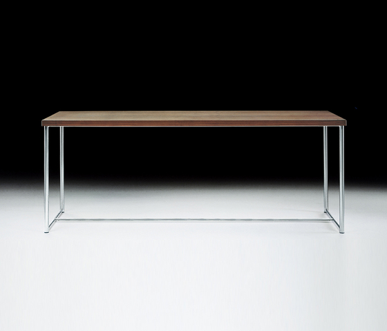Moka table by Flexform | Restaurant tables