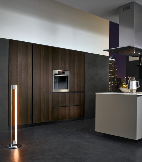 Alea by Poliform | Fitted kitchens