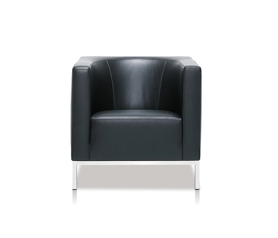 Alex Armchair by Neue Wiener Werkstätte | Lounge chairs