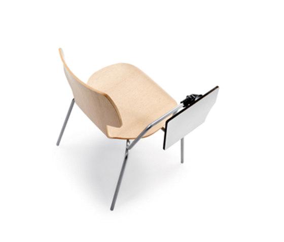 Gràcia | Schreibplatte von Mobles 114 | Stühle