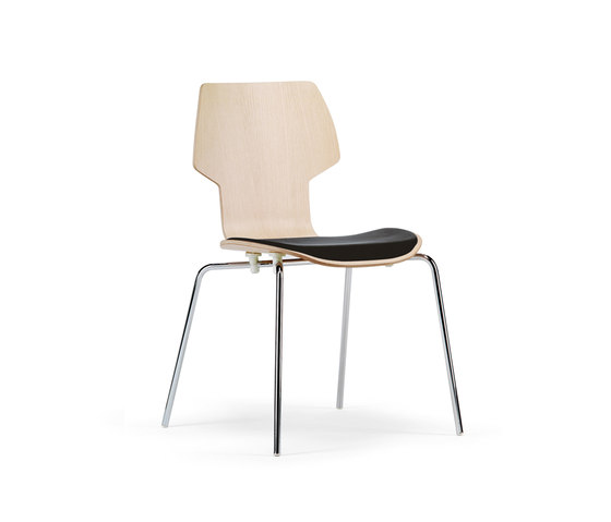 Gràcia Chair by Mobles 114   Multipurpose chairs