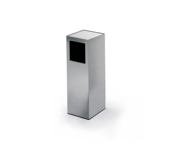 Riga | ashtray inox de Mobles 114 | Poubelles