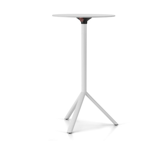 Miura high bar table by Plank | Standing tables