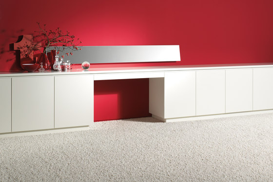 cube gap dressing table di interlübke | Tavoli da trucco