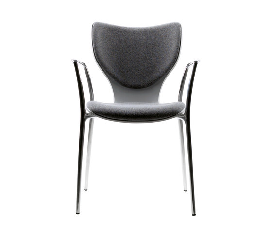 Gorka | polyamid upholstered by AKABA | Visitors chairs / Side chairs