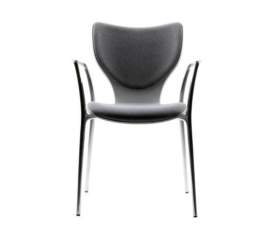 Gorka | polyamid upholstered de AKABA | Sillas