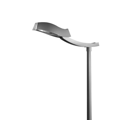 Sera G 10000 simple de Hess | Luminaires pour zones piétonnes