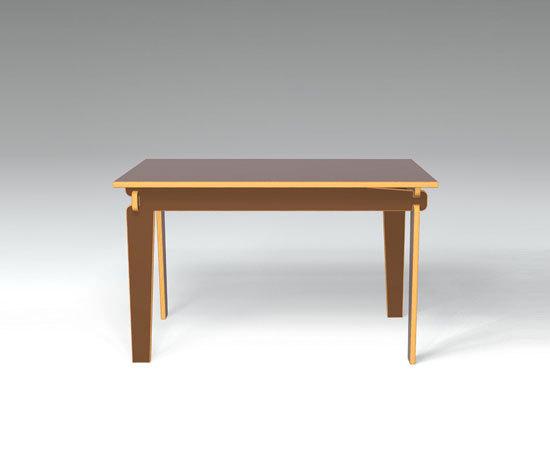 Piez di Die Meister Tischler | Tavoli da pranzo