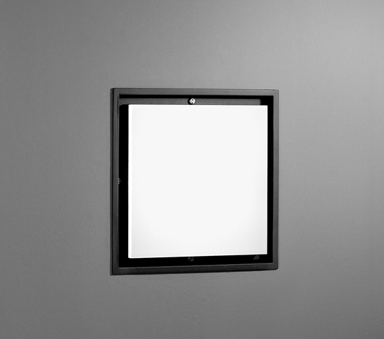 Arcus G Recessed wall luminaire by Hess | General lighting