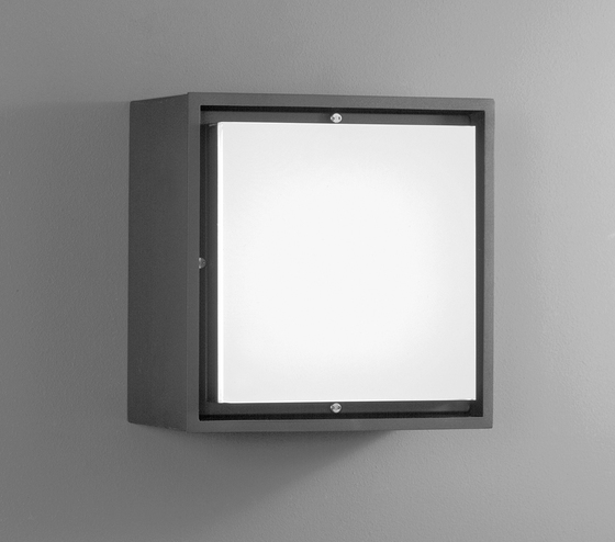 Arcus GA Surface mounted wall luminaire by Hess | General lighting