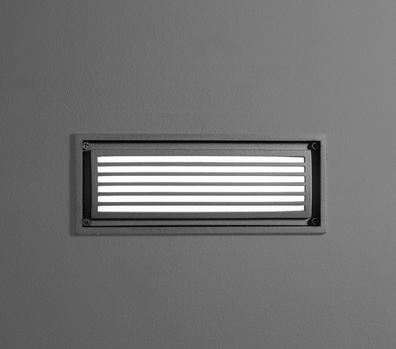 Canos GK Recessed wall luminaire by Hess | General lighting