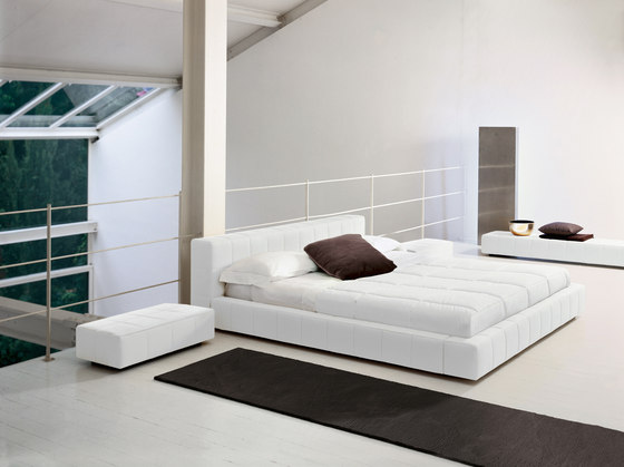 Squaring Basso by Bonaldo | Double beds