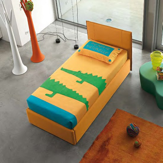 Paco by Bonaldo | Single beds
