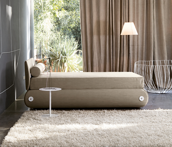 Candy Tre by Bonaldo | Single beds
