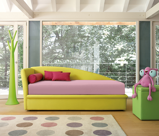 Fata by Bonaldo | Single beds