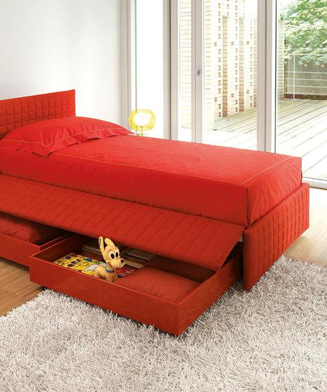 Centouno Ego by Bonaldo | Single beds