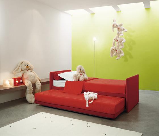 Centodue von Bonaldo | Einzelbetten