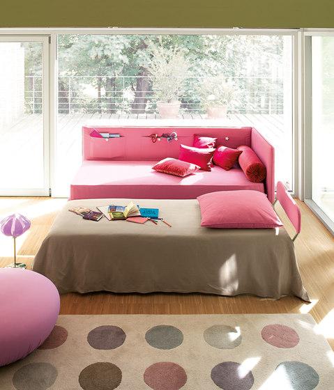 Peggy by Bonaldo | Single beds